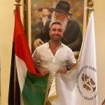 עומר אדם בביקור היסטורי בדובאי