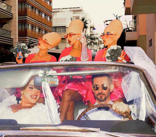 עברי לידר וסאם חלבי - שמח - Ivri Lider & Sam Halabi - Happy