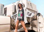 כוכבת הרשת בר גרינזייד בסינגל חדש